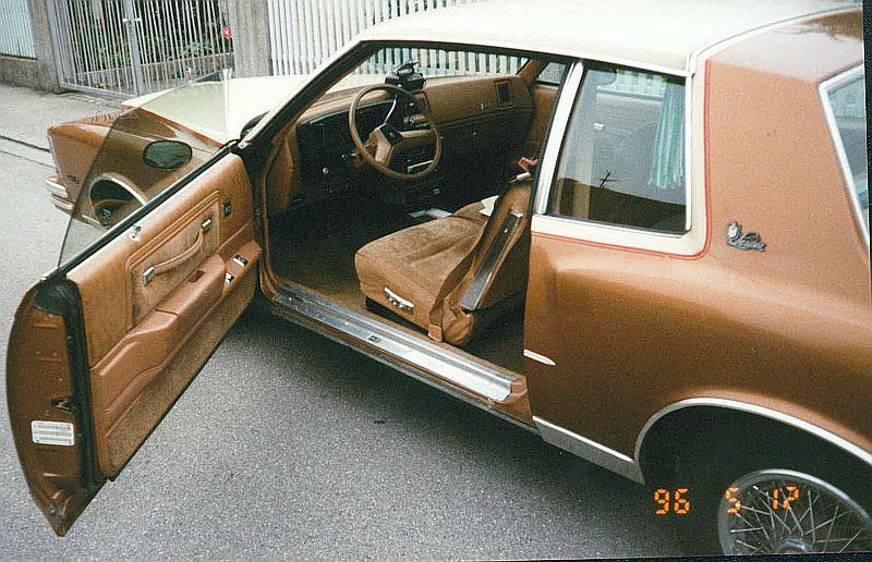 personal car history. Black Bedroom Furniture Sets. Home Design Ideas